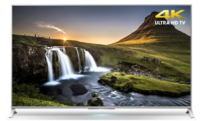 Sony Bravia XBR55X800B 55-Inch 4K Ultra HD Smart LED TV