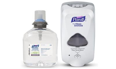 PURELL 5392-D1 TFX Touch Free Dispenser & Refill