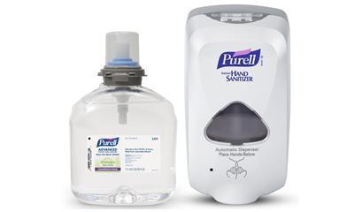 PURELL 5392-D1 TFX Touch Free Dispenser & Refill