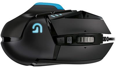 Logitech G502 Proteus Core Optical Gaming Mouse