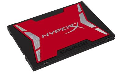 Kingston HyperX Savage 480GB 2.5-Inch Internal Solid State Drive (SHSS37A/480G)