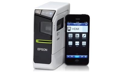 Epson LabelWorks LW‑600P Wireless Labelmaker