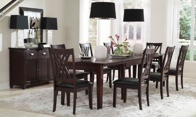 Asha Solid Wood 14-Piece Dining Collection