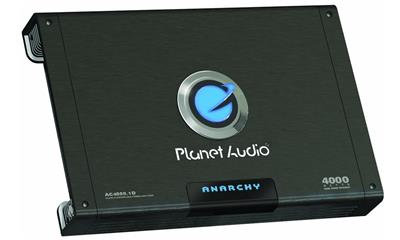 Planet Audio AC4000.1D 4,000W Monoblock Amplifier