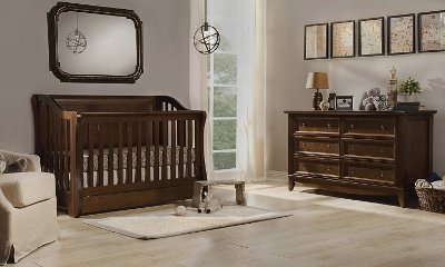 Franklin & Ben Mayfair Nursery Furniture Bundle