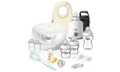Tommee Tippee Closer to Nature Complete Starter Gift Set