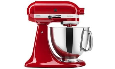 KitchenAid RRK150ER Empire Red 5-quart Artisan Tilt-Head Stand Mixer