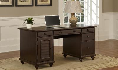 Home Styles Bermuda Pedestal Desk
