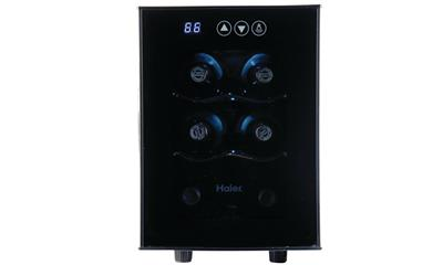 Haier 6-Bottle Wine Cellar with Electronic Controls