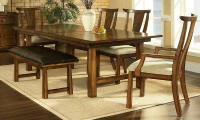 Somerton Dwelling Dakota Dining Table