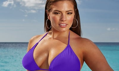 Ashley Graham x swimsuitsforall Espionage Twilight Bikini