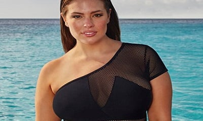 Ashley Graham x swimsuitsforall Spy Swimsuit