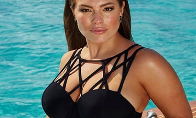 Ashley Graham x swimsuitsforall Liaison Swimsuit