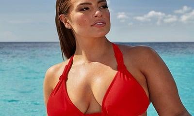Ashley Graham x swimsuitsforall Double-Cross Siren Bikini