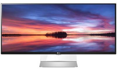 LG 34UM95C-P 34-Inch Ultrawide WQHD IPS LED Monitor