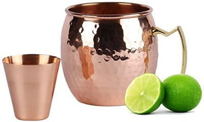 A29 Premium Moscow Mule Copper Mug