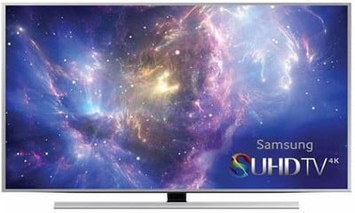 Samsung UN48JS8500 48-Inch 4K SUHD 3D Smart LED TV