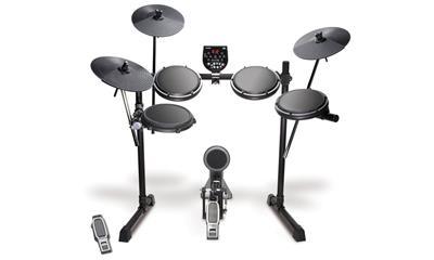 Alesis DM6 USB Kit Eight-Piece Compact Beginner Electronic Drum Set