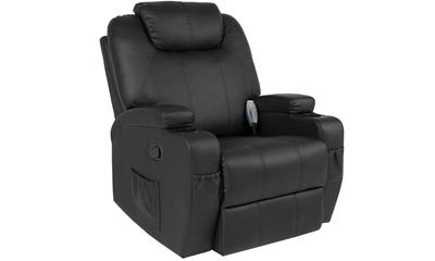 Best Choice Products Massage Recliner Sofa Chair