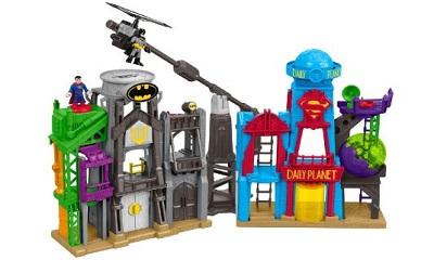 Fisher-Price Imaginext Super Hero Flight City