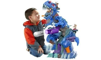 Fisher-Price Imaginext Ultra Ice T-Rex Playset