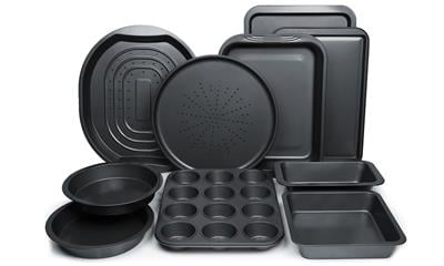 ChefLand 10-Piece Non-Stick Bakeware Set CL16481