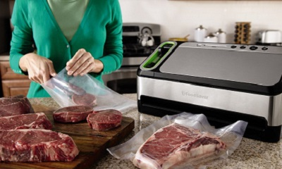 FoodSaver 4840 Automatic Vacuum Sealing System