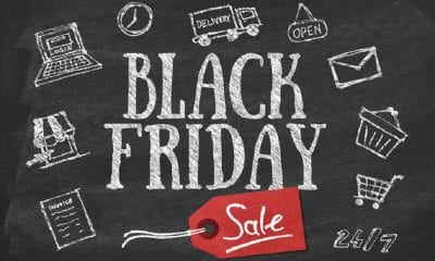 List of 100+ Stores With Black Friday & Cyber Monday Sales