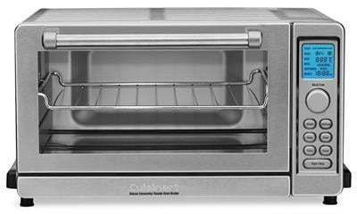 Cuisinart TOB-135N Deluxe Convection Toaster Oven