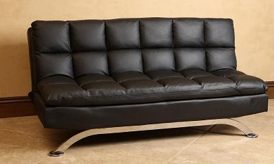 Abbyson Living Silo Euro Lounger Sofa