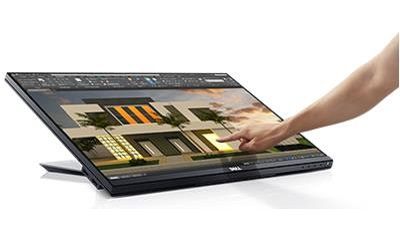 Dell P2418HT Touch Screen Monitor