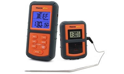 ThermoPro TP07 Remote Wireless Digital Thermometer