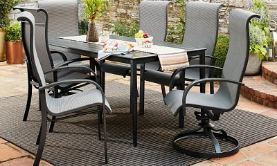 Threshold Camden 7pc Dining Set