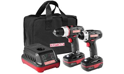 Craftsman C3 19.2V Drill and Impact Driver Combo Kit