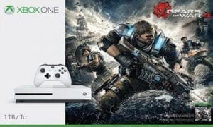 Xbox One S 1TB Console Gears of War 4 Bundle