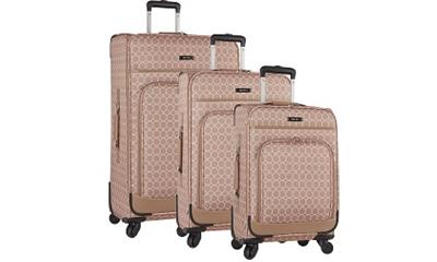 Nine West Allea 3 Piece Spinner Luggage Set