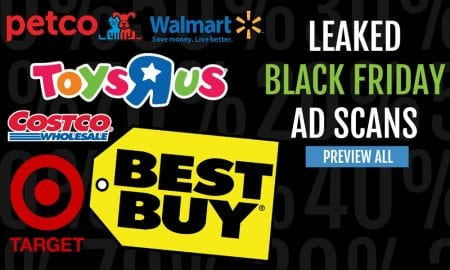 Leaked Black Friday Ad Scans