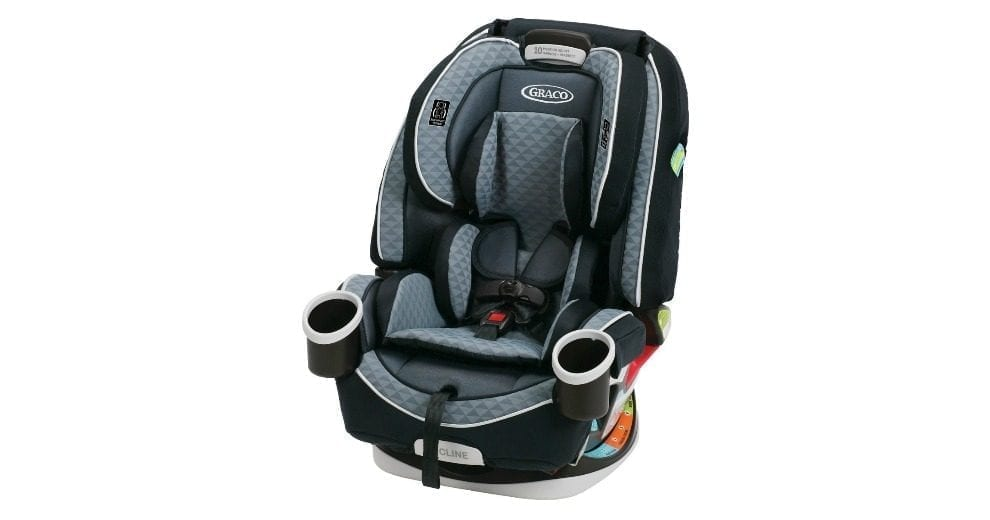 Graco 4Ever All In One Convertible Car Seat 23999 20 Off Target