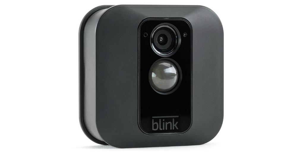 Blink XT HD Wi-Fi Camera (4-Pack) $299 94 (36% off)