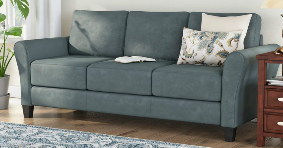 Charlton Home Patricia Rolled Arm Sofa 246 21 18 Off