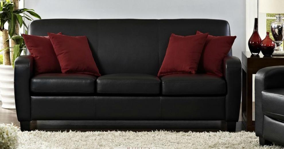 Belham Living Owen Leather Sofa 1 969 98 42 Off Jet