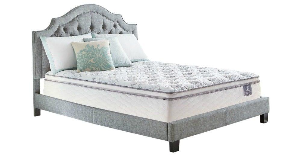 Serta Perfect Sleeper Cache Hotel Pillowtop Mattress Set 799 18