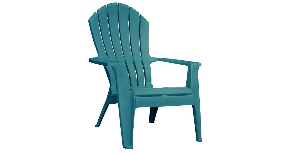 Adams Mfg Corp Stackable Resin Adirondack Chair 13 98 22