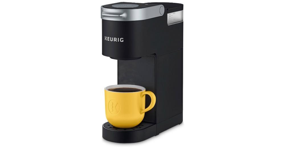 Keurig K-Mini Single Serve Coffee Maker $49.99 (2018 Black ...