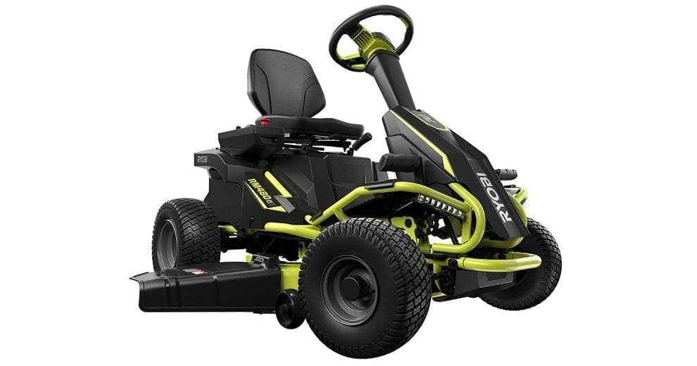 Ryobi Ry48111 Electric Riding Lawn Mower 2 425 10 Off