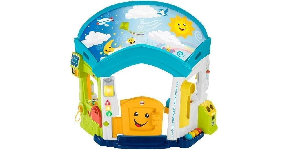 Fisher Price Laugh Amp Learn Smart Learning Home 99 99