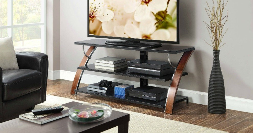 Whalen Furniture Flat Panel Tv Stand 199 99 33 Off