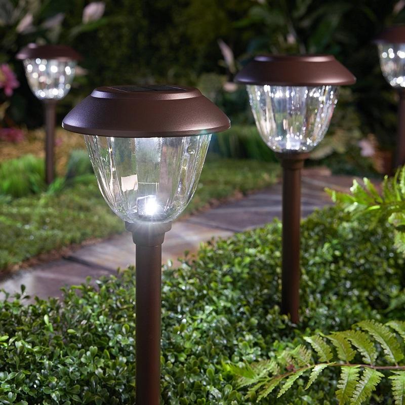 Energizer 10 Piece Solar Landscape Light Set 59 96 56 Off