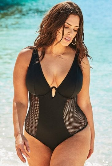 69bdf2fbb87 Plus Size One-Piece Swimsuits Deals & Coupons July 2019 | Frugal Buzz