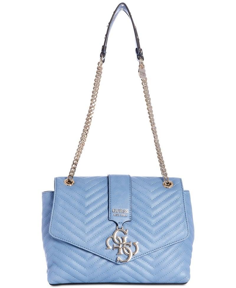 GUESS Violet Convertible Shoulder Bag 52.80 (52% off) @ Macy's800 x 975 jpeg 139kB